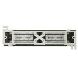 Cat5E Pro Rj45 Network Mini Patch Panel Wall Mount Rack Surface Bracket 12 Port Intl Price Comparison