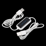 Cheer 480Mb S Usb 2 Laptop Pc To Pc Online Data Link File Transfer Cable Bridge On China