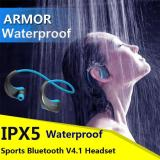 China Brand Headphone Dacom Armor G06 Bluetooth V4 1 Wireless Earphone Ipx5 Waterproof Sports Headset Anti Sweat Ear Hook Running Headphone With Mic Intl Oem Discount