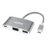 Sale Choetech Usb 3 1 Hub Braided Cable Type C To Vga 1080P Adapter Intl Choetech On Singapore