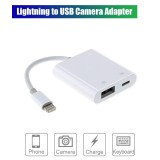 Chunzao Lightning To Usb Camera Adapter Practical For Ios White Intl Review