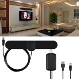 Price Cjh 128A Hd Amplified Indoor Digital Antenna Low Noise Optimal Position Intl Sifree Online