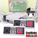 Cheap Classic Tv Video Game Console 2 Gamepad Built In 600 Game For Nes Mini Hdmi Hd Eu Intl