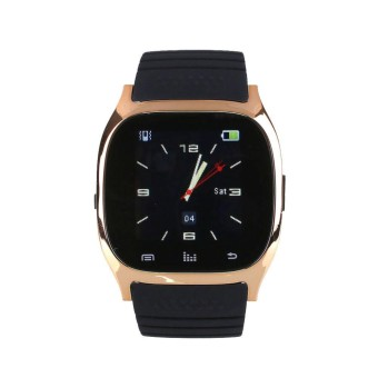Compare Clearance Sale!Simida Big Promotion Latest Product Bluetooth M26 Smart Wrist Watch 1 3Mp Camera Sync For Iphone Android Phone Intl