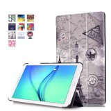 Cloudsea Samsung Galaxy Tab E 9 6 Case Ultra Slim Lightweight Stand Cover For Samsung Tab E Wi Fi Tab E Nook Tab E Verizon 9 6 Inch Tablet Fit Versions Sm T560 T561 T565 T567V Vintage Tower Intl Cheap