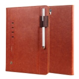 Review Cmai2 Luxury Card Slots Leather Tablet Case With Stand For Samsung Tab S3 9 7 Inch T820 Brown Oem