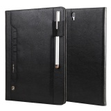 Cmai2 Luxury Leather Stand Case Cover With Card Slots For Samsung Tab S3 9 7 Inch T820 Black Coupon Code
