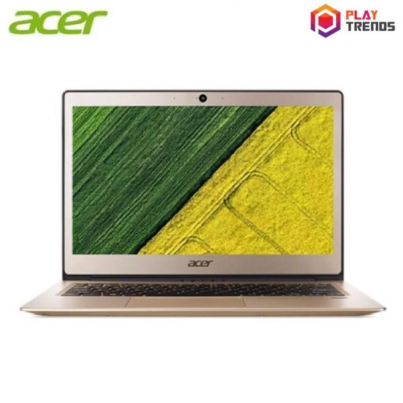 NEW Acer Swift 1 (SF113-31-C8DY) 13.3 FHD IPS Ultrathin Celeron N3350/4GB RAM/64GB eMMC Laptop (Gold)