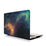 Retail Price Color Starry Sky Pattern Hard Rubberized Protection Cover Protective Case For 13 3 Inch Apple Mac Macbook Air 13 13 Air Model A1369 A1466