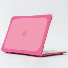 Buy Compatible For Macbook Retina 12 Inch Shockproof Protective Built In Stand Hard Tablet Cover Case Intl Vroom Online