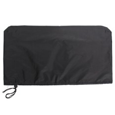 Computer Tablets Flat Screen Monitor Dust Cover PC TV 22 Inch Laptop Protectors # Black - intl