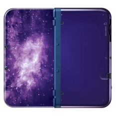 Cool Replacement Galaxy Style Housing Case Cover For New Nintendo 3Ds Xl Intl For Sale