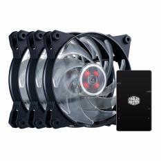 Sale Cooler Master Masterfan Pro 120 Air Balance 3In1 Rgb Ctrler Cooler Master Cheap