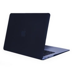Coosybo - 11 Air Case, Matt Hard Rubberized Protective Cover for Mac Macbook 11.6 inch, Black - intl