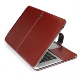 Purchase Coosybo 11 Air Case One Piece Design Soft Pu Leather Protective Cover For Mac Macbook 11 6 Inch Brown Intl Online
