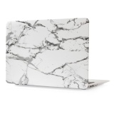 Purchase Coosybo 13 Air Case Marble Hard Rubberized Protective Cover For Mac Macbook 13 3 Inch White Black Intl Online