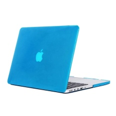 Price Comparisons For Coosybo 13 Pro With Retina Case Crystal Hard Rubberized Protective Cover For Mac Macbook 13 3 Inch Light Blue Intl