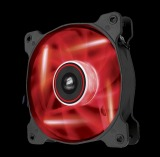 Get Cheap Corsair Air Series Af120 Led Quiet Edition High Airflow Fan Single Pack Red