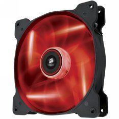 How To Buy Corsair Air Series Af140 Led Quiet Edition High Airflow Fan Red