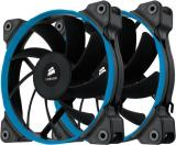 Get Cheap Corsair Air Series Sp120 High Performance Edition High Static Pressure 120Mm Fan Twin Pack