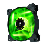Price Comparisons For Corsair Air Series Sp120 Led Green High Static Pressure 120Mm Fan Black