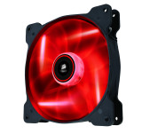 Corsair Air Series Sp140 Led Red High Static Pressure 140Mm Fan Black Shop