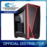 Buy Corsair Carbide Series Spec 04 Windowed Mid Tower Case Black Red Corsair Cheap