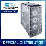 Sale Corsair Crystal Series 570X Rgb Atx Mid Tower Case White On Singapore
