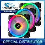 For Sale Corsair Ll Series Ll120 Rgb 120Mm Dual Light Loop Rgb Led Pwm Fan — 3 Fan Pack With Lighting Node Pro