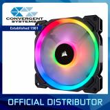 Sale Corsair Ll Series Ll140 Rgb 140Mm Dual Light Loop Rgb Led Pwm Fan — Single Pack Corsair On Singapore