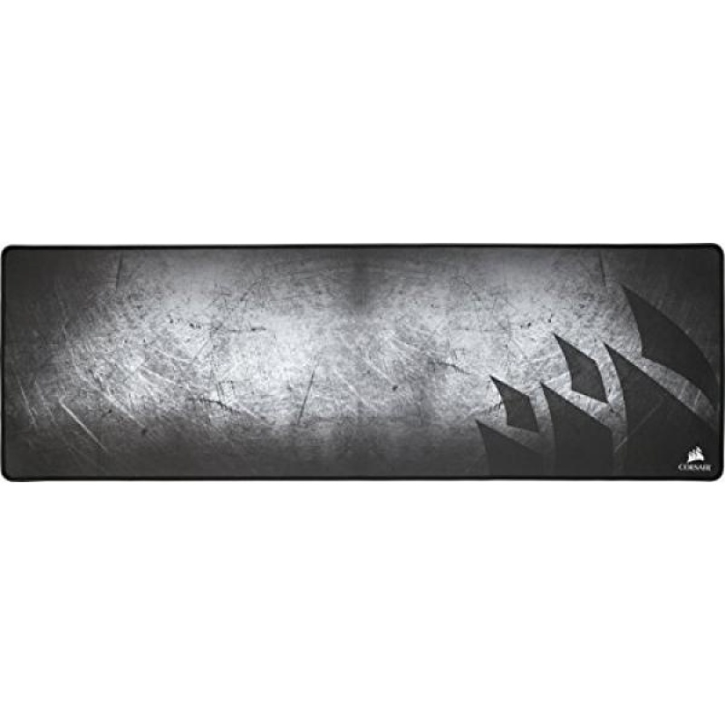 CORSAIR MM300 - Anti-Fray Cloth Gaming Mouse Pad - High-Performance Mouse Pad Optimized for Gaming Sensors - Designed for Maximum Control - Extended - intl Singapore