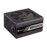 Buy Corsair Rmx Series Rm650X 80 Plus Gold Certified Fully Modular Power Supply Corsair Online