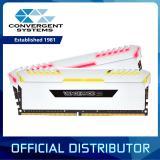 Sale Corsair Vengeance Rgb 16Gb 2 X 8Gb Ddr4 3600Mhz C18 Dimm Desktop Memory Kit White Singapore Cheap