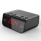Cr 246 Led Dual Alarm Digital Clock Radio 6Inch Led Dispay Am Fm Radio Intl Review