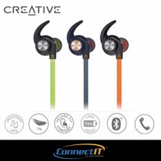 Purchase Creative Outlier Sports Bluetooth Wireless Earphones Local Warranty