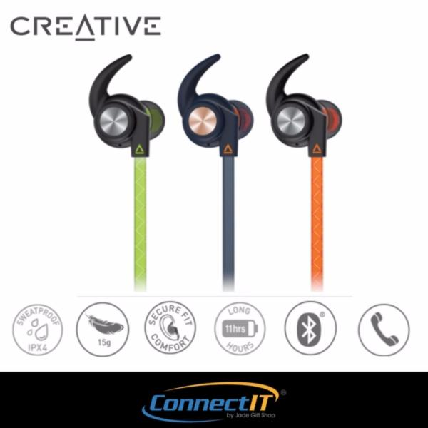 Creative Outlier Sports Bluetooth Wireless Earphones (Local Warranty) Singapore