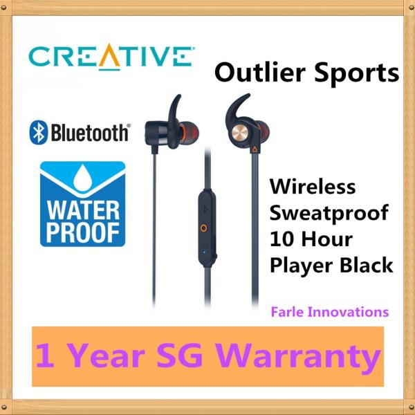 Creative Outlier Sports Wireless Sweatproof In-Ears Singapore