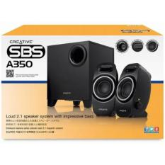 Sale Creative Sbs A350 2 1 Stereo Speaker On Singapore