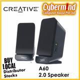 Compare Creative Sbs A60 2 Desktop Speakers