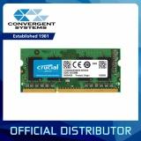 Discount Crucial 16Gb Ddr3 Ddr3L 1600Mhz Cl11 1 35V 1 5V Non Ecc Sodimm So Dimm Notebook Memory Ct204864Bf160B