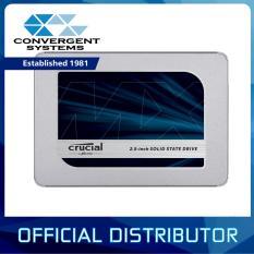 Crucial MX500 2.5 SATA SSD 250GB 500GB 1TB 2TB