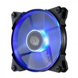 Cst Cooler Master Jetflo 120 12Cm Casing Fan R4 Jfdp 20Pb R1 Blue Intl Intl Review