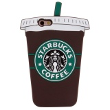 Sale Cute 3D Starbucks Pink Strawberry Frappuccinos Cup Protective Silicone Case Cover For Apple Iphone 6 6S Plus Intl Oem On China