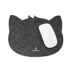 Cute Cat Mousepad Gaming Mouse Pads For Computer PC Laptop Large Size - intl