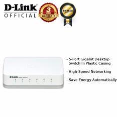 Buy D Link Dgs 1008A 8 Port 10 100 1000Mbps Unmanaged Gigabit Switch Singapore