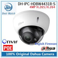 Compare Dahua Ipc Hdbw4431R S 4Mp Hd Network Ir Cctv Dome Ip Camera Support Poe English Firmware Lens 2 8Mm Intl Prices