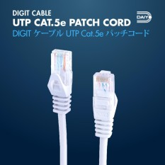 Best Reviews Of Daiyo Cp 2521 Rj 45 Lan Ethernet Cat 5E Cable 2M
