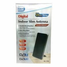 Daiyo Digital Indoor Slim Passive Antenna  Eu 1703.
