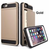 Review Damda Slide Card Case Casing Cover For Iphone 6 6S Gold On Singapore