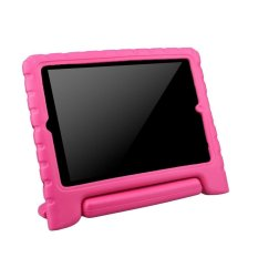 Best Rated Deerway Ipad Air Case Kids Case Shock Proof Convertible Handle Eva Super Protective Stand Cover For Apple Ipad Air Ipad 5Th Generation 2013 Release 9 7 Inch Tablet Rose Intl